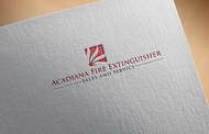 Acadiana Fire Extinguisher Sales and Service Logo - Entry #307
