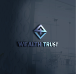 4P Wealth Trust Logo - Entry #255