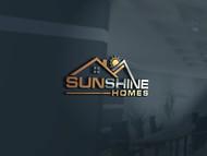 Sunshine Homes Logo - Entry #46
