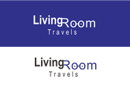 Living Room Travels Logo - Entry #18