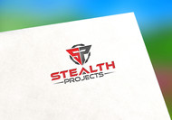 Stealth Projects Logo - Entry #334
