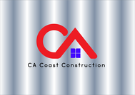 CA Coast Construction Logo - Entry #16