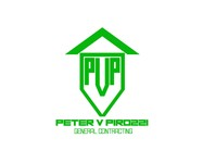 Peter V Pirozzi General Contracting Logo - Entry #133