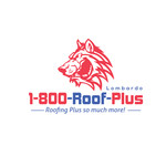 1-800-Roof-Plus Logo - Entry #32