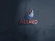 ALLRED WEALTH MANAGEMENT Logo - Entry #386