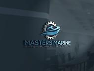 Masters Marine Logo - Entry #235