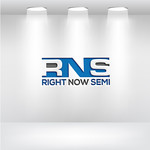 Right Now Semi Logo - Entry #21