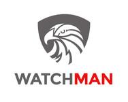 Watchman Surveillance Logo - Entry #116