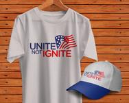 Unite not Ignite Logo - Entry #151