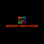 Breakfast Lunch & Deener Logo - Entry #62