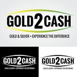 Gold2Cash Logo - Entry #1