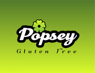 gluten free popsey  Logo - Entry #97