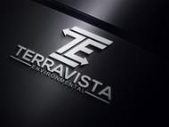 TerraVista Construction & Environmental Logo - Entry #60