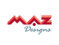 Maz Designs Logo - Entry #378