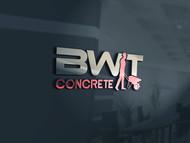 BWT Concrete Logo - Entry #470