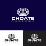 Choate Customs Logo - Entry #212