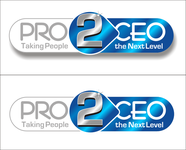 PRO2CEO Personal/Professional Development Company  Logo - Entry #61
