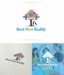 Best New Buddy  Logo - Entry #153
