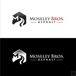 Moseley Bros. Asphalt Logo - Entry #20