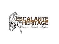 Escalante Heritage/ Hole in the Rock Center Logo - Entry #37