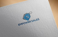 Empower Sales Logo - Entry #144