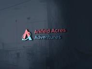 Arkfeld Acres Adventures Logo - Entry #114
