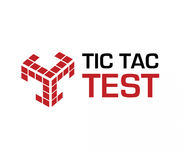 TicTacTest Logo - Entry #79