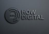 How Digital Logo - Entry #60