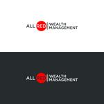 ALLRED WEALTH MANAGEMENT Logo - Entry #348