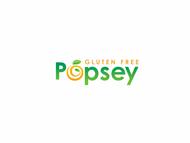 gluten free popsey  Logo - Entry #45