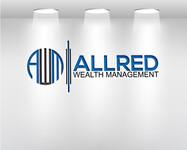 ALLRED WEALTH MANAGEMENT Logo - Entry #382