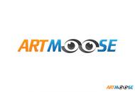 ArtMoose Logo - Entry #2