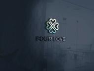 Four love Logo - Entry #21