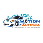 Motion AutoSpa Logo - Entry #138