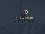 J. Pink Associates, Inc., Financial Advisors Logo - Entry #156
