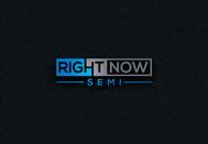 Right Now Semi Logo - Entry #105
