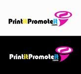 PrintItPromoteIt.com Logo - Entry #287