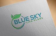 Blue Sky Life Plans Logo - Entry #269