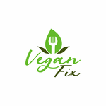 Vegan Fix Logo - Entry #306