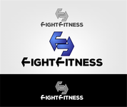 Fight Fitness Logo - Entry #135