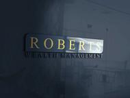 Roberts Wealth Management Logo - Entry #32