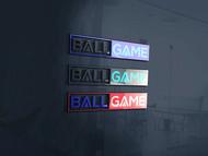 Ball Game Logo - Entry #171