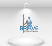 Brave recruitment Logo - Entry #26