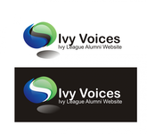Logo for Ivy Voices - Entry #86