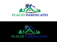 Placid Hardscapes Logo - Entry #16