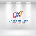 CMW Building Maintenance Logo - Entry #462