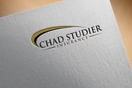 Chad Studier Insurance Logo - Entry #208