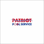 Patriot Pool Service Logo - Entry #88