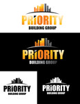 Priority Building Group Logo - Entry #244