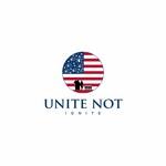 Unite not Ignite Logo - Entry #284